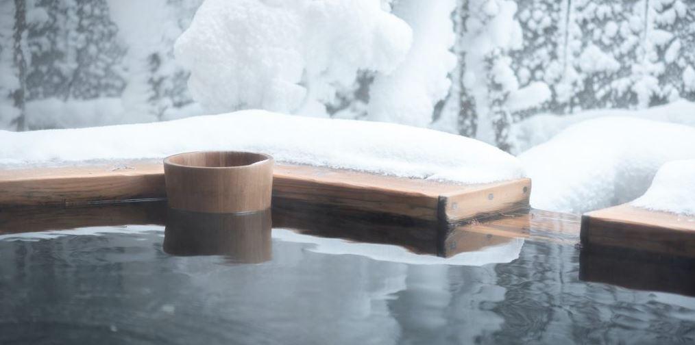 spa dans la neige chamonix