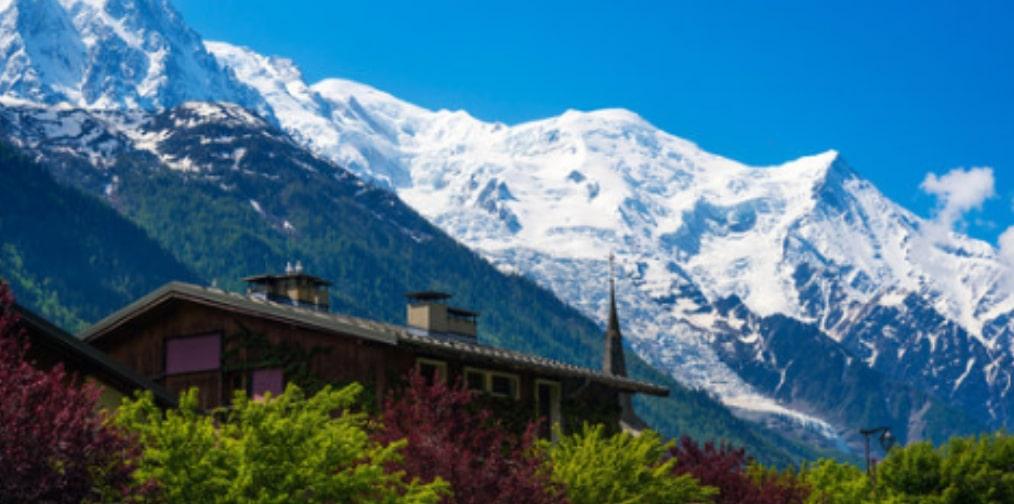Chalet les Praz Chamonix
